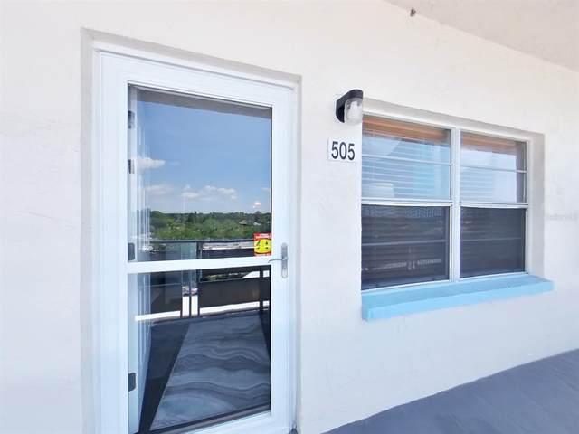 2850 59TH Street S #505, Gulfport, FL 33707 (MLS #U8124195) :: Rabell Realty Group