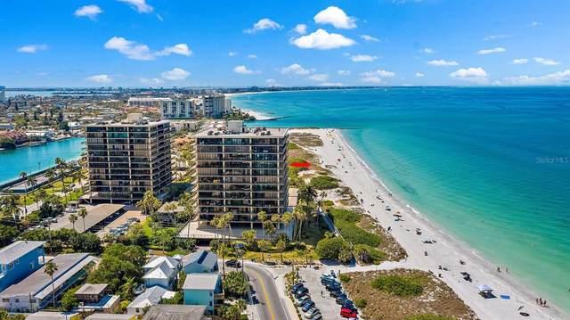 7650 Bayshore Drive 702 & 703, Treasure Island, FL 33706 (MLS #U8125131) :: Pepine Realty