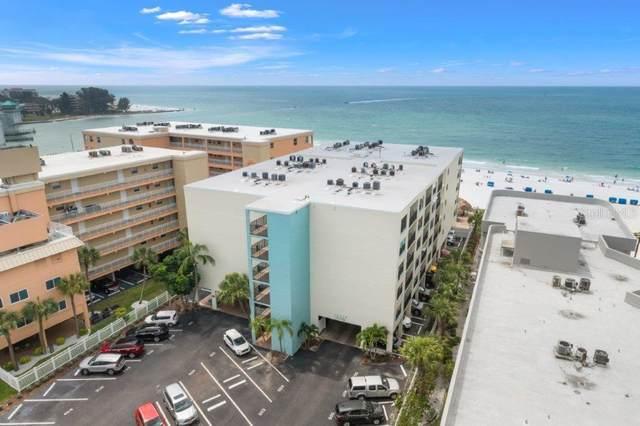 12924 Gulf Boulevard #507, Madeira Beach, FL 33708 (MLS #U8125403) :: Visionary Properties Inc