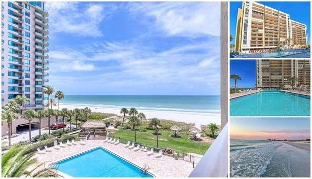 1480 Gulf Boulevard #401, Clearwater, FL 33767 (MLS #U8125543) :: Bob Paulson with Vylla Home