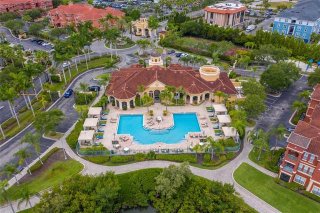 2733 Via Cipriani 821B, Clearwater, FL 33764 (MLS #U8125730) :: The Robertson Real Estate Group