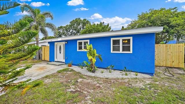 5135 Newton Avenue S, Gulfport, FL 33707 (MLS #U8127192) :: RE/MAX Marketing Specialists