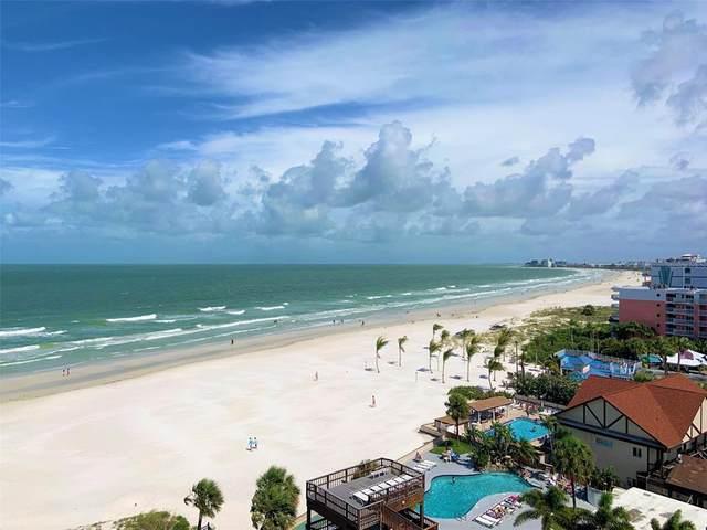 3820 Gulf Boulevard #807, St Pete Beach, FL 33706 (MLS #U8128181) :: Bob Paulson with Vylla Home