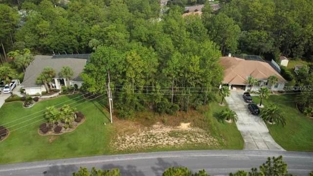 24 Glenridge Boulevard, Homosassa, FL 34446 (MLS #U8128290) :: Tuscawilla Realty, Inc