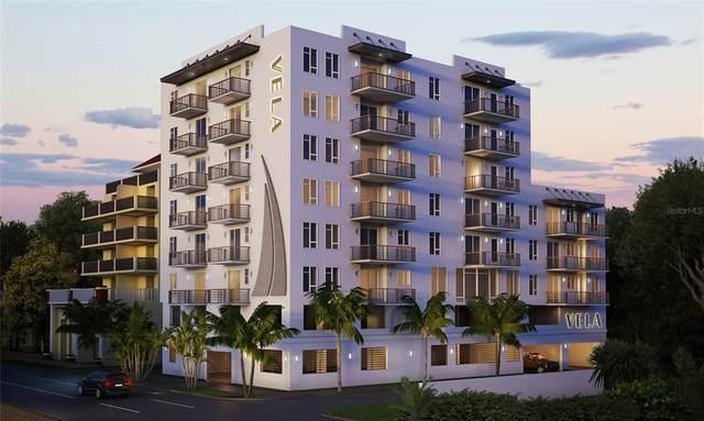 424 8TH Street S #602, St Petersburg, FL 33701 (MLS #U8128687) :: Florida Real Estate Sellers at Keller Williams Realty