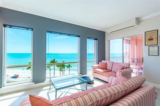 16700 Gulf Boulevard #623, North Redington Beach, FL 33708 (MLS #U8128706) :: Stellar Home Sales