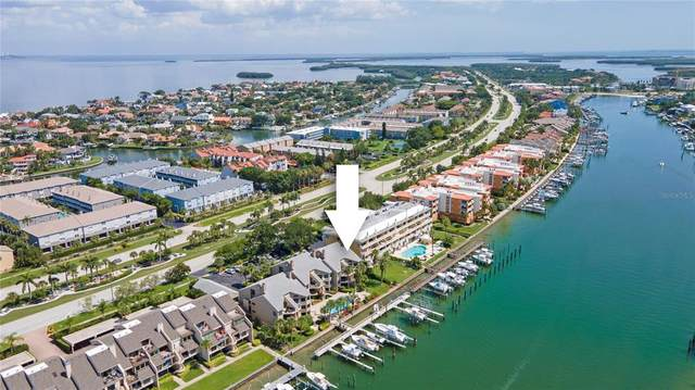534 Pinellas Bayway S #201, Tierra Verde, FL 33715 (MLS #U8129550) :: Everlane Realty