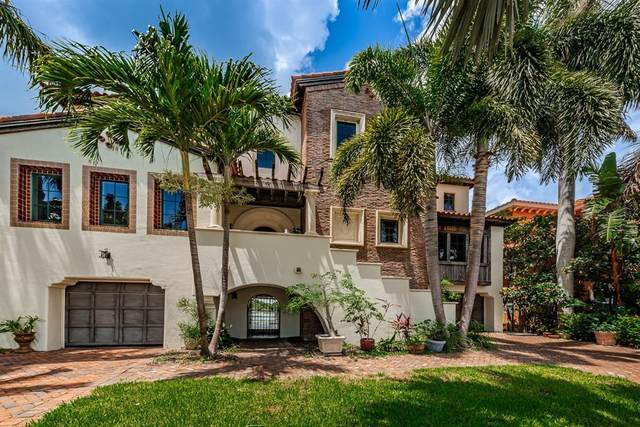 7817 Causeway Boulevard N, St Petersburg, FL 33707 (MLS #U8129573) :: Memory Hopkins Real Estate