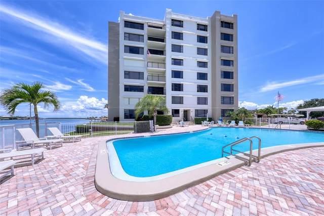 750 Island Way #602, Clearwater, FL 33767 (MLS #U8129776) :: Heckler Realty