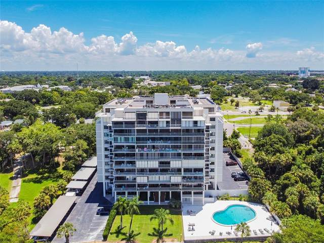 500 N Osceola Avenue H, Clearwater, FL 33755 (MLS #U8130636) :: Medway Realty
