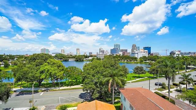 750 Burlington Avenue N 4N, St Petersburg, FL 33701 (MLS #U8130731) :: Charles Rutenberg Realty