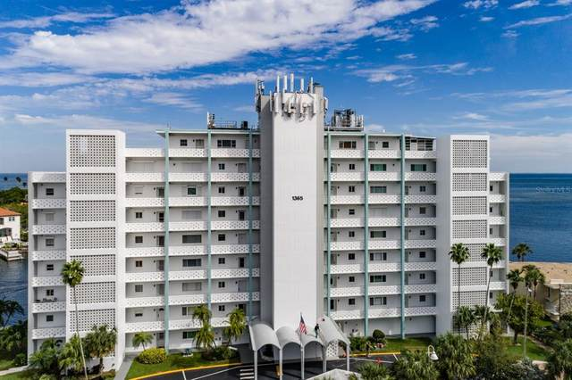 1365 Snell Isle Boulevard NE 5F, St Petersburg, FL 33704 (MLS #U8130907) :: CGY Realty