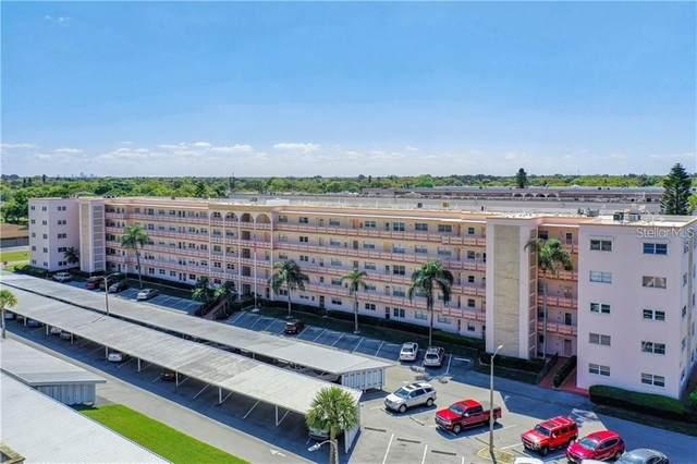 5623 80TH Street N #512, St Petersburg, FL 33709 (MLS #U8130979) :: Zarghami Group