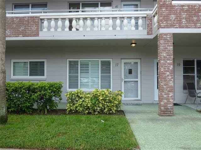 2461 Rhodesian Drive #17, Clearwater, FL 33763 (MLS #U8131009) :: Your Florida House Team