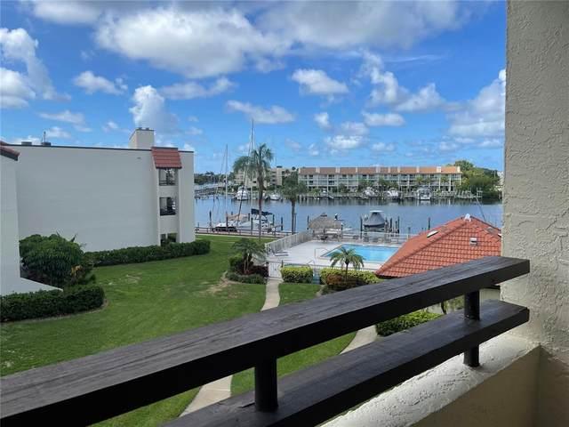 106 1ST Street E #203, Tierra Verde, FL 33715 (MLS #U8131590) :: Everlane Realty