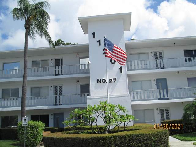 11201 80TH Avenue #205, Seminole, FL 33772 (MLS #U8131623) :: The Hustle and Heart Group