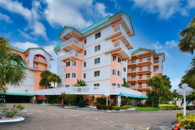 18400 Gulf Boulevard #2106, Indian Shores, FL 33785 (MLS #U8132006) :: Lockhart & Walseth Team, Realtors