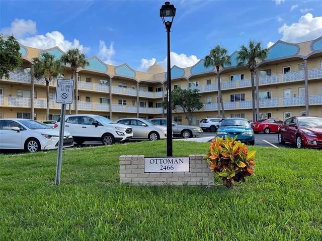 2466 Ecuadorian Way #64, Clearwater, FL 33763 (MLS #U8132106) :: Bob Paulson with Vylla Home