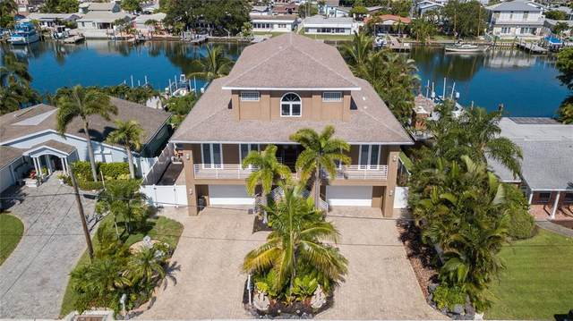 532 Johns Pass Avenue, Madeira Beach, FL 33708 (MLS #U8132635) :: Future Home Realty