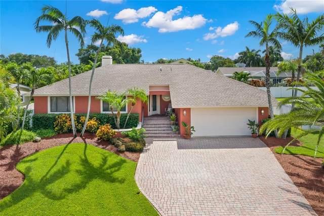 267 Monte Cristo Boulevard, Tierra Verde, FL 33715 (MLS #U8132850) :: Future Home Realty