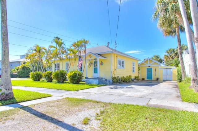 61 Acacia Street, Clearwater Beach, FL 33767 (MLS #U8133550) :: Future Home Realty