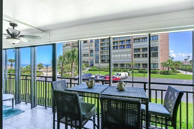 1430 Gulf Boulevard #103, Clearwater, FL 33767 (MLS #U8134522) :: RE/MAX Local Expert