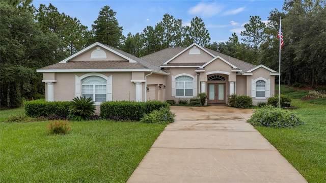 5419 W Pine Ridge Boulevard, Beverly Hills, FL 34465 (MLS #U8134550) :: Premium Properties Real Estate Services