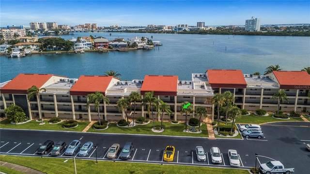 868 Bayway Boulevard #206, Clearwater, FL 33767 (MLS #U8134980) :: Heckler Realty