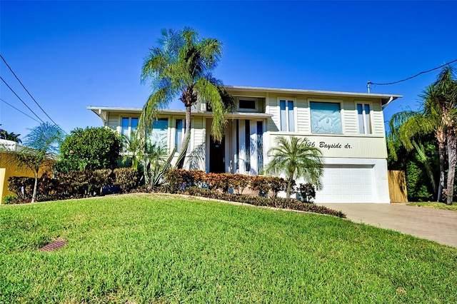 146 Bayside Drive, Clearwater, FL 33767 (MLS #U8135839) :: Stiver Firth International