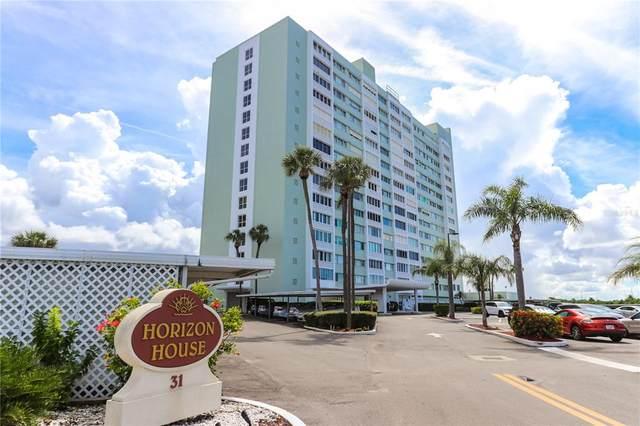 31 Island Way #701, Clearwater, FL 33767 (MLS #U8135852) :: Century 21 Professional Group