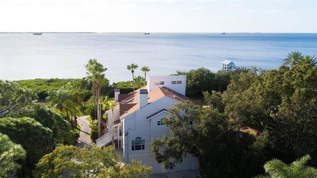 545 Gulf Drive, Crystal Beach, FL 34681 (MLS #U8137132) :: Expert Advisors Group