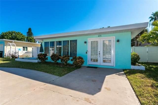 875 Bruce Avenue, Clearwater, FL 33767 (MLS #U8137523) :: GO Realty