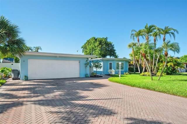 8 Treasure Lane, Treasure Island, FL 33706 (MLS #U8137570) :: RE/MAX Local Expert