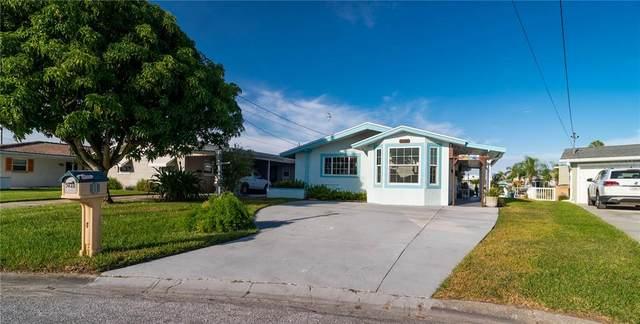 5121 Bonito Drive, New Port Richey, FL 34652 (MLS #U8138812) :: Lockhart & Walseth Team, Realtors