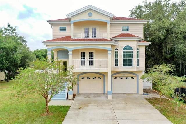 516 Magnolia Avenue, Palm Harbor, FL 34683 (MLS #U8139153) :: Team Turner
