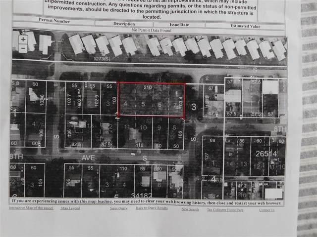 5302 7TH Avenue S, Gulfport, FL 33707 (MLS #U8139402) :: Baird Realty Group