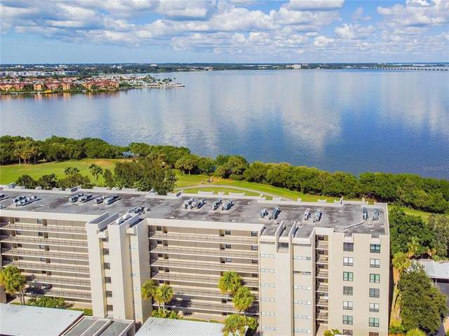2616 Cove Cay Drive #206, Clearwater, FL 33760 (MLS #U8139794) :: Florida Real Estate Sellers at Keller Williams Realty