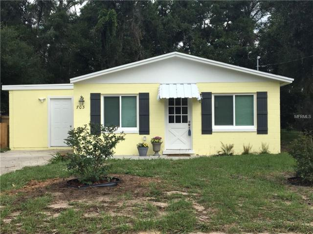 703 W Mansfield Street, Deland, FL 32720 (MLS #V4900420) :: The Duncan Duo Team