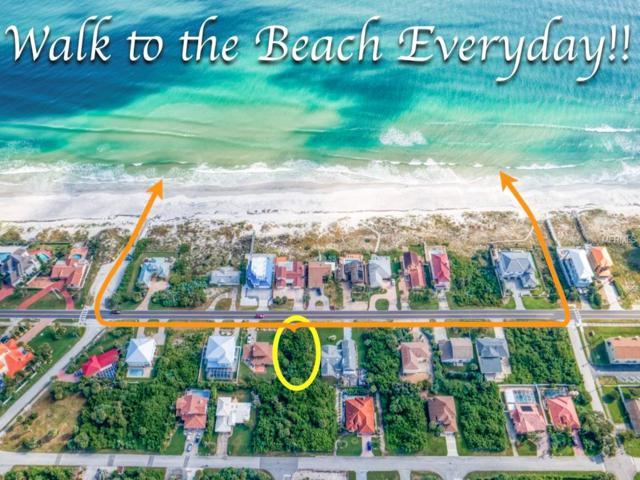 4722 S Atlantic Avenue, Ponce Inlet, FL 32127 (MLS #V4903633) :: The Lockhart Team