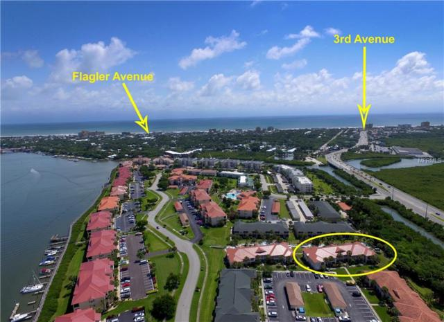 404 Bouchelle Drive #105, New Smyrna Beach, FL 32169 (MLS #V4904922) :: Florida Life Real Estate Group