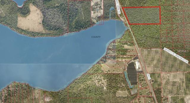 State Rd 11, De Leon Springs, FL 32130 (MLS #V4905520) :: Griffin Group