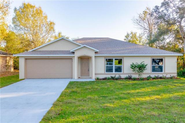 1161 Swan Street, Deltona, FL 32725 (MLS #V4905798) :: Premium Properties Real Estate Services
