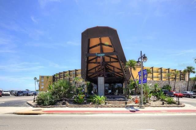 2301 S Atlantic Avenue #412, Daytona Beach, FL 32118 (MLS #V4908017) :: Cartwright Realty