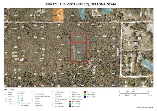 Lake Vista Paper Avenue, Deltona, FL 32725 (MLS #V4908088) :: Team Borham at Keller Williams Realty