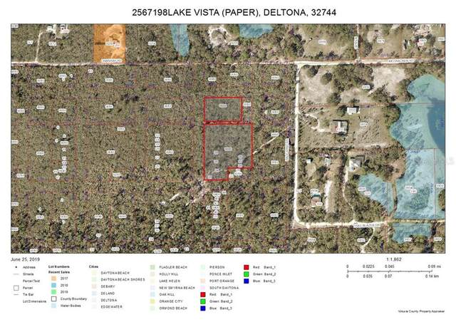 Lake Vista Paper Avenue, Deltona, FL 32725 (MLS #V4908116) :: Team Borham at Keller Williams Realty