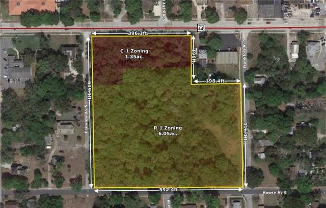 E New York Avenue, Deland, FL 32724 (MLS #V4908330) :: Bob Paulson with Vylla Home