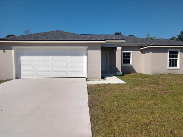 2816 Courtland Boulevard, Deltona, FL 32738 (MLS #V4908743) :: Team Bohannon Keller Williams, Tampa Properties