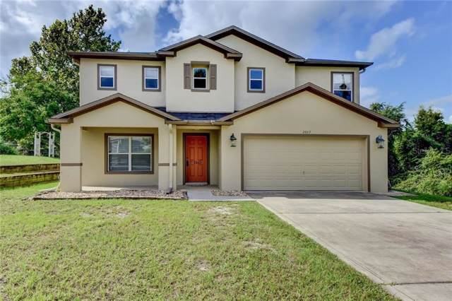 2663 Ivydale Drive, Deltona, FL 32725 (MLS #V4909504) :: Premium Properties Real Estate Services