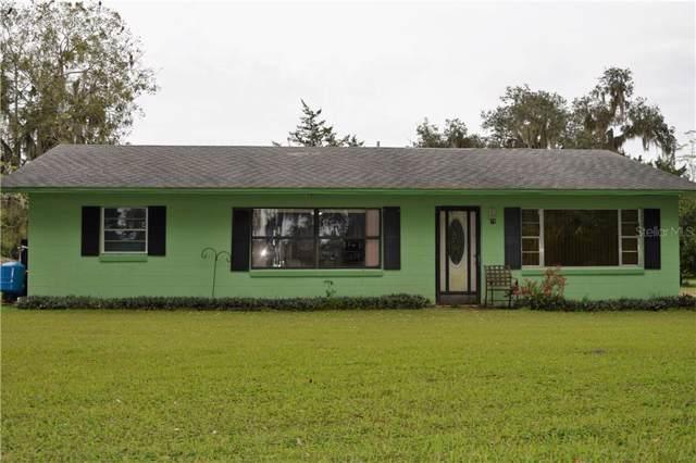 275 Dixon Lake Road, Osteen, FL 32764 (MLS #V4910736) :: Cartwright Realty