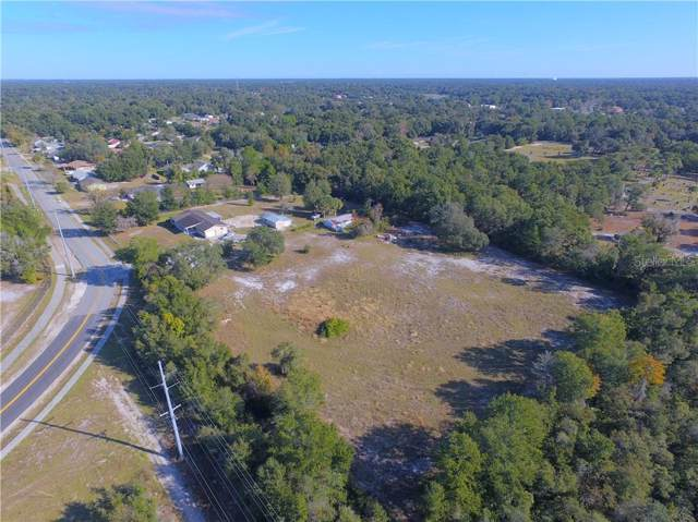 S Sparkman Avenue, Orange City, FL 32763 (MLS #V4911002) :: Griffin Group